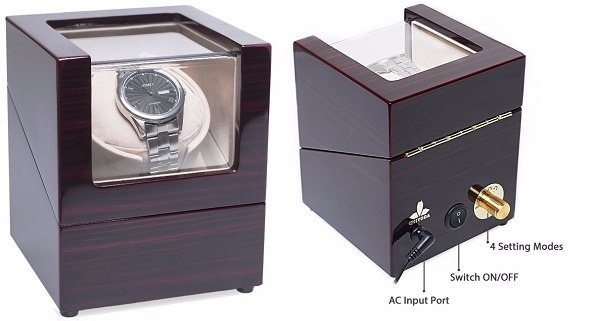 boite a montre automatique CHIYODA Single