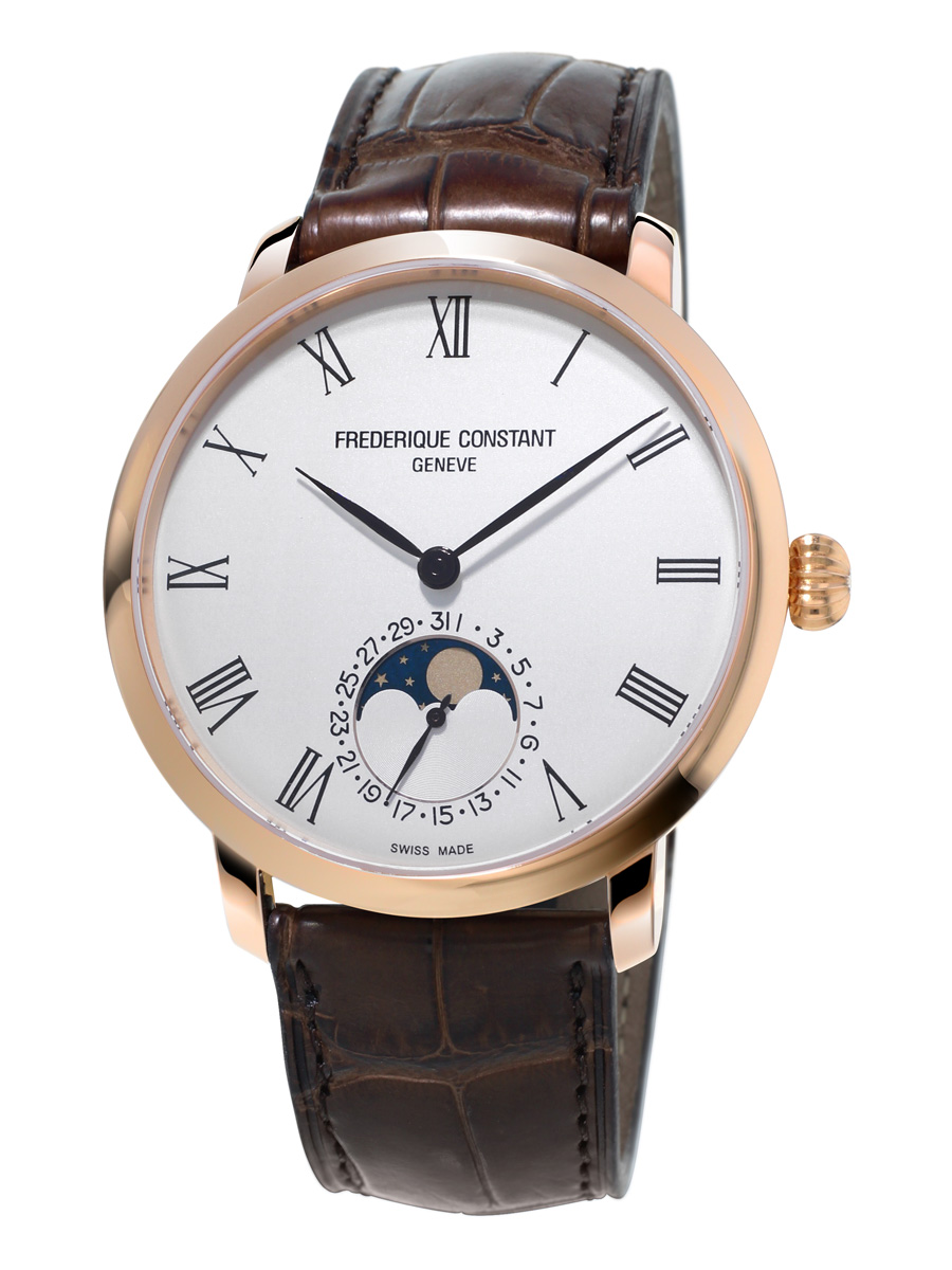 montre en or rose homme