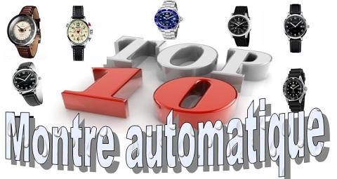 Automatique Top Montre 10 Cher Pas Homme doBerCx